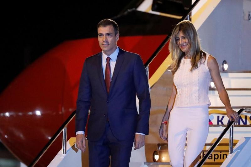 Vợ Thủ tướng Tây Ban Nha chính thức nhiễm COVID-19  - ảnh 1