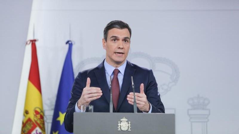 COVID-19: Tây Ban Nha ra lệnh phong tỏa toàn quốc - ảnh 1