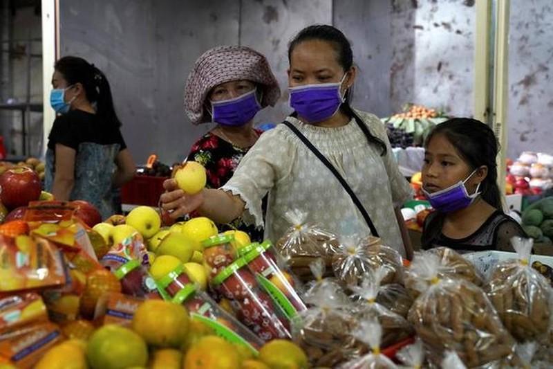 COVID-19 Campuchia: 12 ca nhiễm, có bé trai người Pháp 4 tháng - ảnh 1