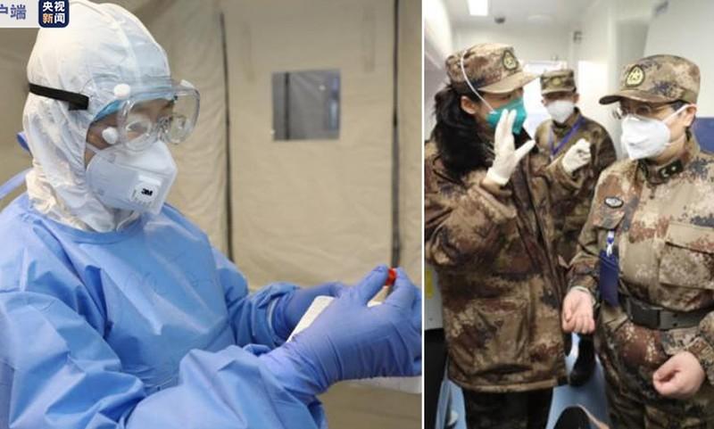 Trung Quốc thử nghiệm lâm sàng vaccine ngừa COVID-19  - ảnh 1
