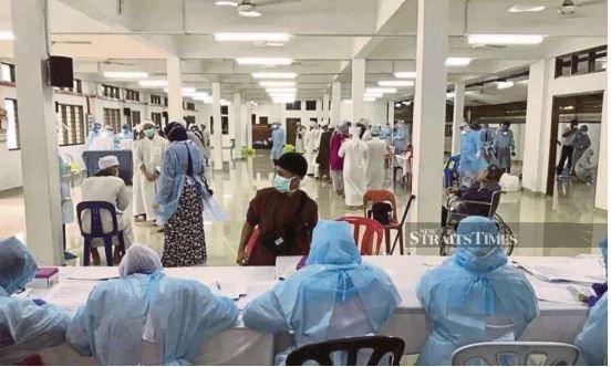 Sự kiện tôn giáo ở Malaysia thành điểm nóng COVID-19 thế nào? - ảnh 4