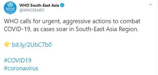 WHO kêu gọi Đông Nam Á xông xáo hành động chống COVID-19 - ảnh 2
