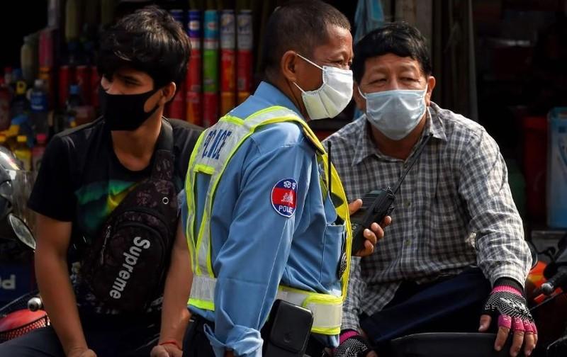 COVID-19 Campuchia: Báo động nhiễm bệnh từ nước ngoài - ảnh 3