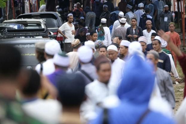 COVID-19 Indonesia: Sự kiện tôn giáo ngàn người dự vẫn diễn ra - ảnh 2