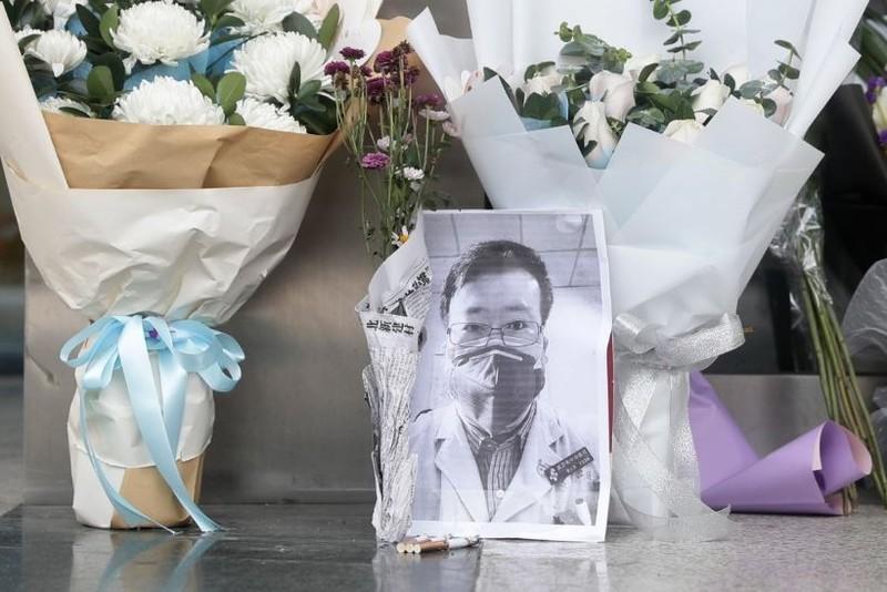 Cảnh sát Vũ Hán xin lỗi gia đình bác sĩ Lý Văn Lượng - ảnh 2