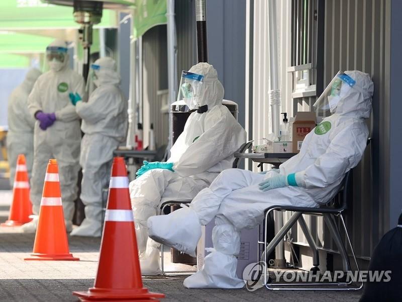 COVID-19 Hàn Quốc: Số ca nhiễm mới trở về mức dưới 100 người - ảnh 1