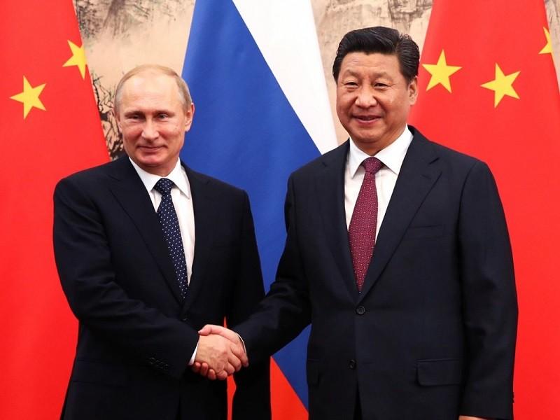 Ông Tập, ông Putin điện đàm về dịch COVID-19 - ảnh 1