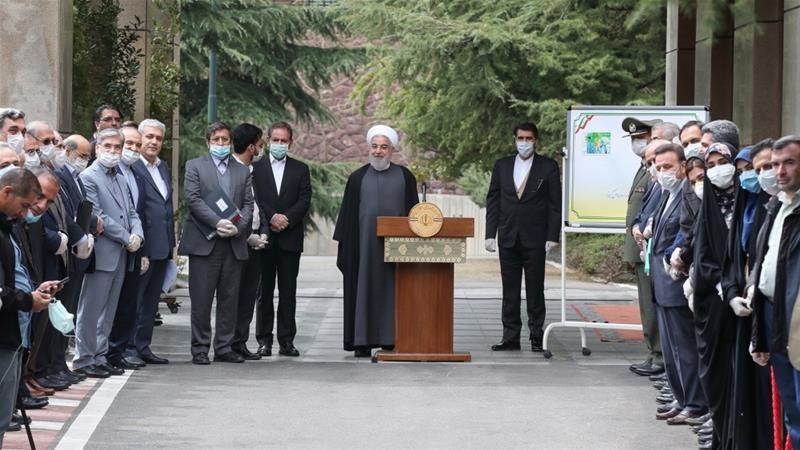 COVID-19 Iran: Số người chết tăng, kêu gọi Mỹ dỡ trừng phạt - ảnh 3
