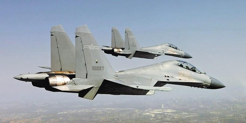 Chiến đấu cơ Trung Quốc sẽ được sơn mới để 'tàng hình' tốt hơn - ảnh 1