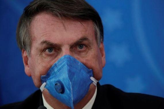 COVID-19 Brazil: Tổng thống Bolsonaro hạ mức rủi ro dịch bệnh  - ảnh 1