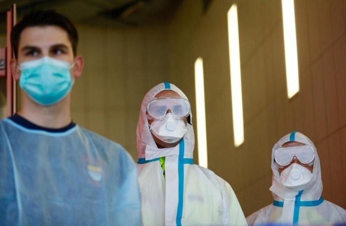 Thủ tướng Đức cách ly vì tiếp xúc người nhiễm COVID-19  - ảnh 1
