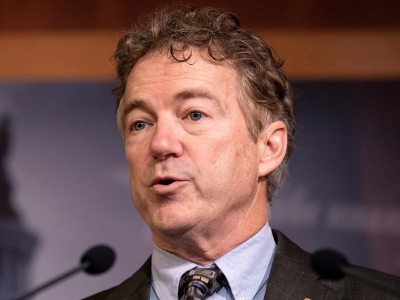 Thượng nghị sĩ Mỹ đầu tiên nhiễm COVID-19 - ảnh 1