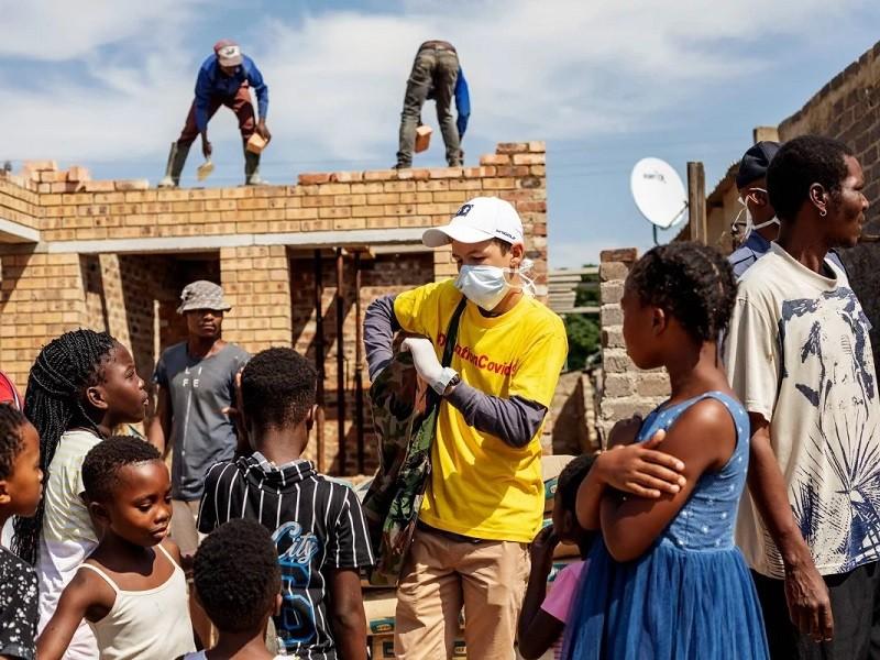 Châu Phi căng mình chuẩn bị đón làn sóng nhiễm COVID-19 - ảnh 1