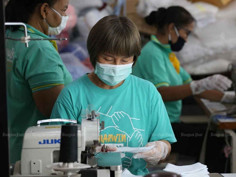 Thái Lan: Mỗi người nhận 5000 baht/tháng để chống COVID-19 - ảnh 2