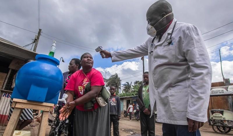 Châu Phi căng mình chuẩn bị đón làn sóng nhiễm COVID-19 - ảnh 3