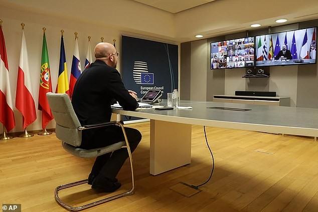 G20 họp từ xa về COVID-19, hứa bơm 5.000 tỉ USD cứu kinh tế - ảnh 1