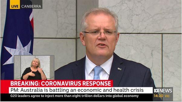 COVID-19 Úc: Dịch lan nhanh, chính phủ siết chặt mọi biện pháp - ảnh 2
