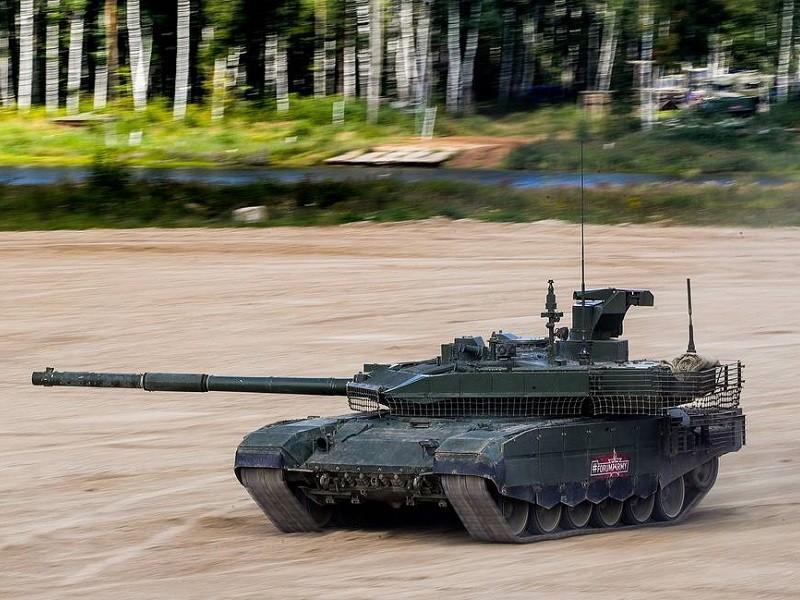 Xe tăng T-90M sẽ được bàn giao cho quân đội Nga trong năm 2020 - ảnh 1