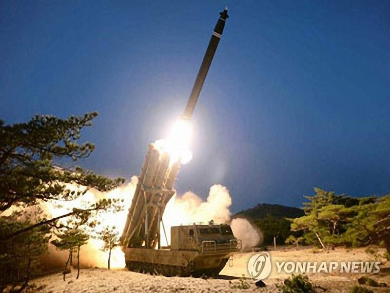 Triều Tiên 'thử tên lửa thành công' giữa mùa đại dịch COVID-19 - ảnh 1