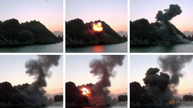 Triều Tiên 'thử tên lửa thành công' giữa mùa đại dịch COVID-19 - ảnh 2