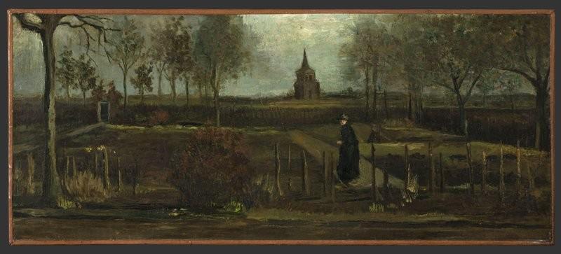 Hà Lan: Tranh Van Gogh bị lấy cắp từ bảo tàng đóng cửa vì dịch - ảnh 1