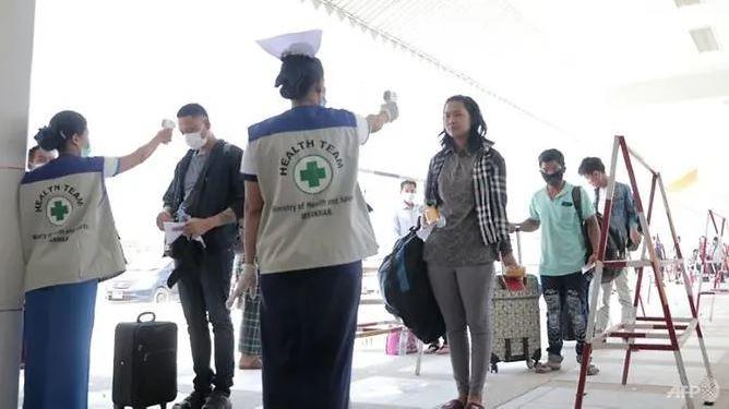 Myanmar xác nhận ca tử vong đầu tiên vì COVID-19 - ảnh 1