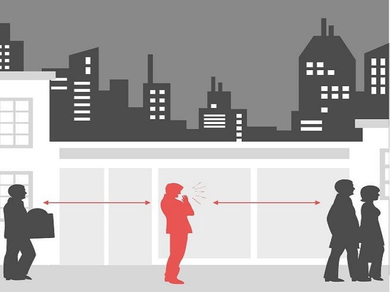 Giữ khoảng cách xã hội có thể cứu sống hàng chục triệu người - ảnh 2