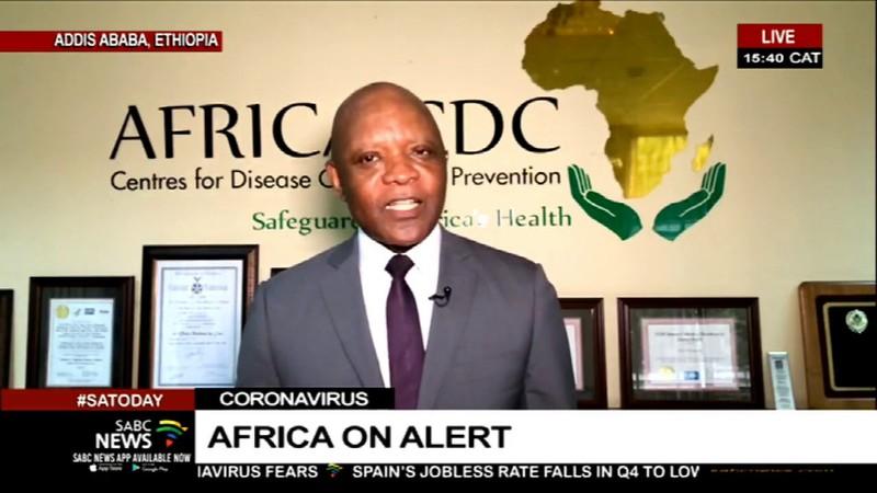 Nguy cơ châu Phi bị 'quá tải' khi đại dịch COVID-19 lan rộng - ảnh 1
