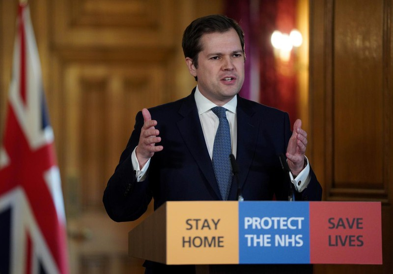 Thủ tướng Anh có thể sớm trở lại làm việc - ảnh 1