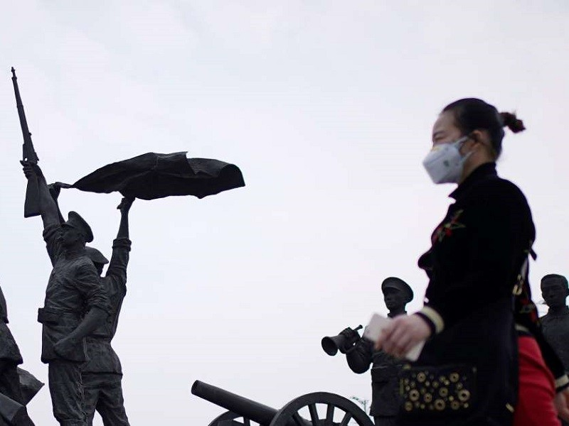 Lần đầu Trung Quốc không có thêm ca tử vong vì COVID-19 - ảnh 1