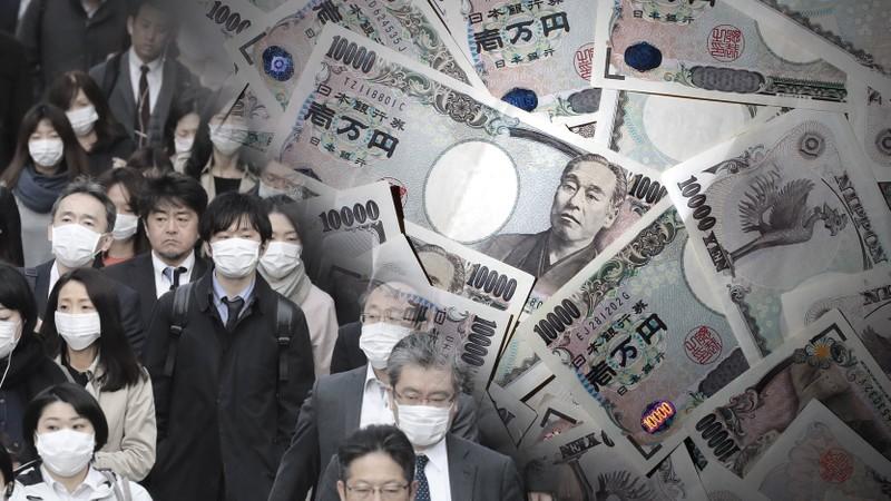 COVID-19: Nhật tuyên bố tình trạng khẩn cấp, ra gói 990 tỉ USD - ảnh 3
