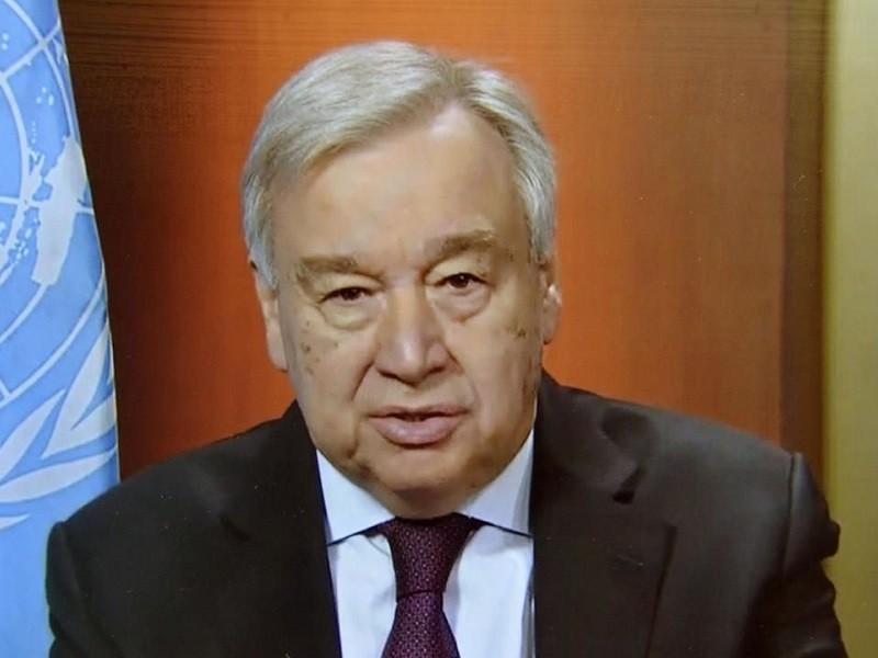 Ông Guterres: Chống COVID-19 vì mục tiêu tồn tại của LHQ - ảnh 1