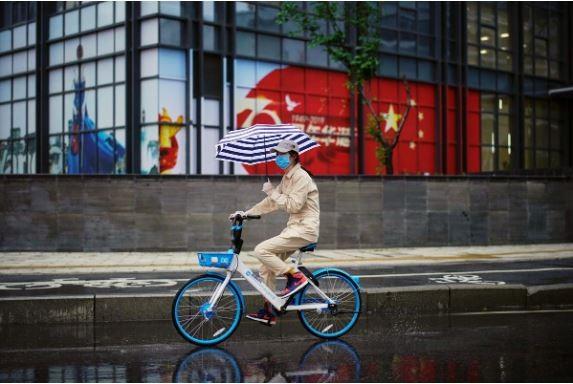 Nhiễm mới tại Trung Quốc tăng vọt đến gần 100 người - ảnh 1