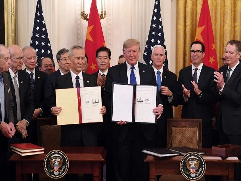 Thỏa thuận thương mại Mỹ-Trung giai đoạn 1 vẫn được thực hiện - ảnh 2