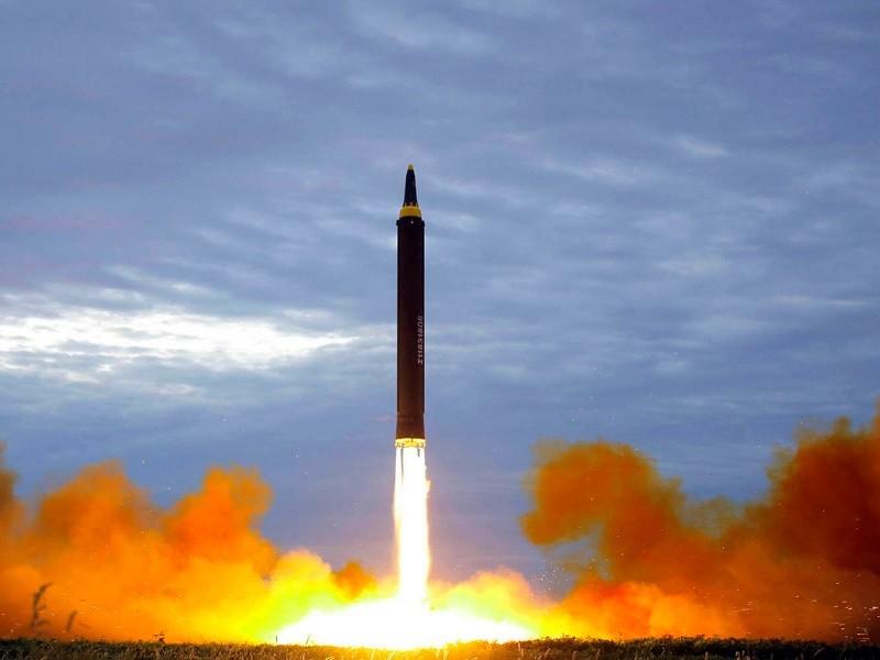 Triều Tiên thử nhiều vật thể nghi tên lửa hành trình chống hạm - ảnh 1