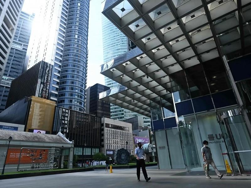 COVID-19: Singapore phạt 300-1.000 đô nếu không đeo khẩu trang - ảnh 1