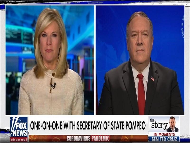 Ngoại trưởng Mỹ kêu gọi Trung Quốc cùng chống COVID-19 - ảnh 2