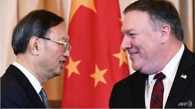 Ngoại trưởng Mỹ kêu gọi Trung Quốc cùng chống COVID-19 - ảnh 1