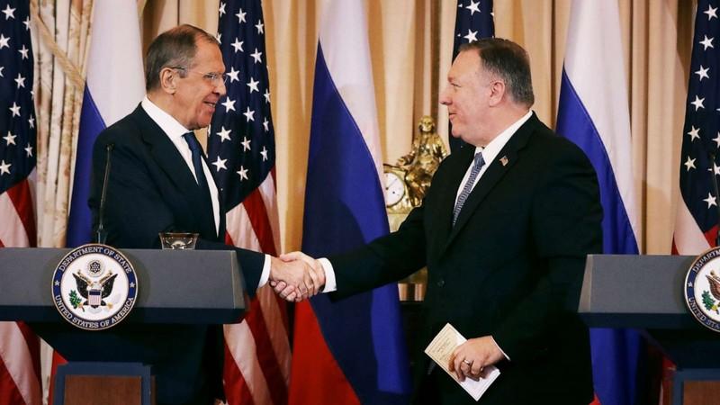 Ông Pompeo: Mọi đàm phán hạt nhân phải bao gồm Trung Quốc - ảnh 1