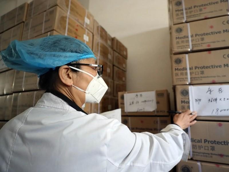 Vì sao ngoại giao COVID-19 của Trung Quốc thắng thế ở châu Á? - ảnh 1