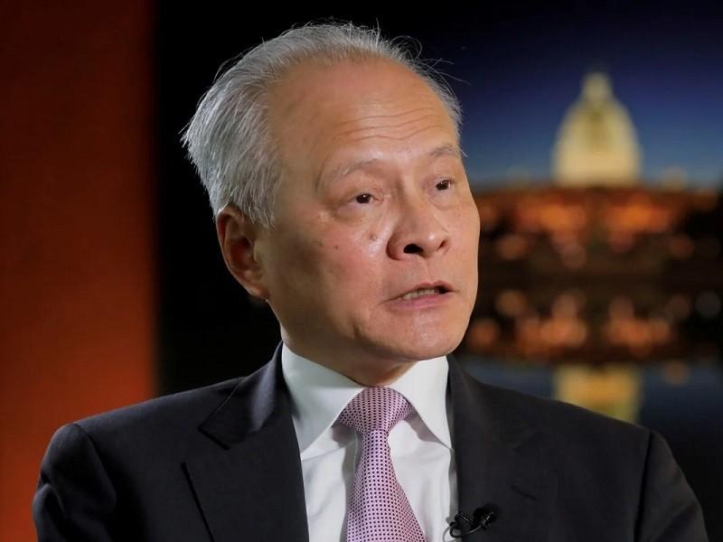 Đại sứ Trung Quốc tại Mỹ phủ nhận cáo buộc nguồn gốc COVID-19 - ảnh 1