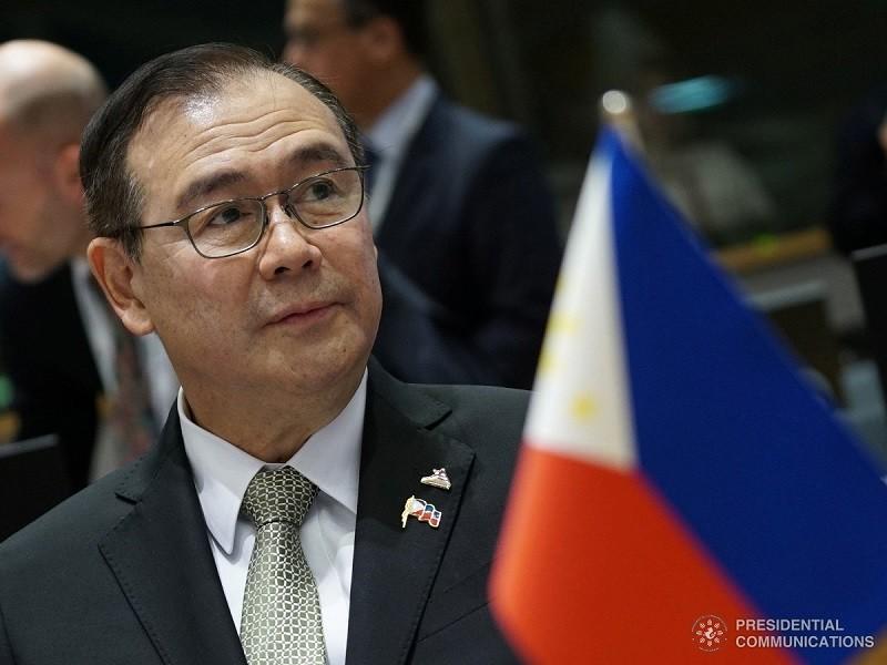 Biển Đông: Philippines gửi 2 công hàm phản đối Trung Quốc  - ảnh 1