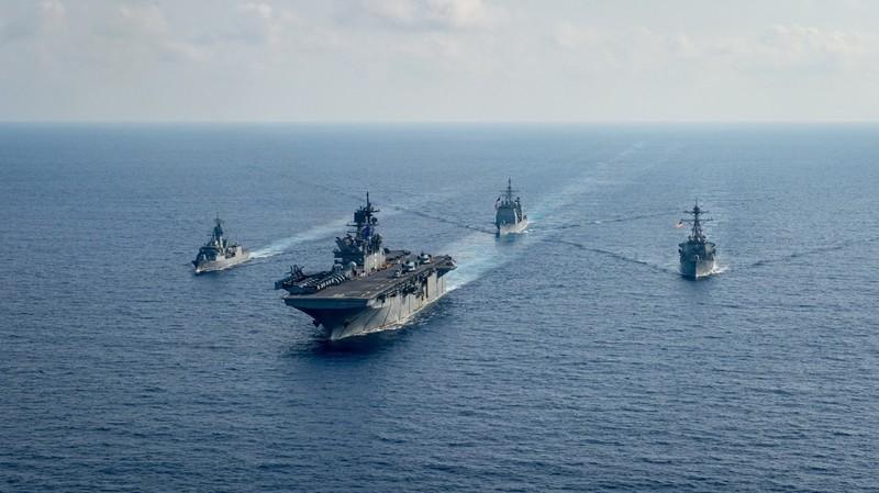 Mỹ tiếp tục duy trì hiện diện ở tây Thái Bình Dương - ảnh 2