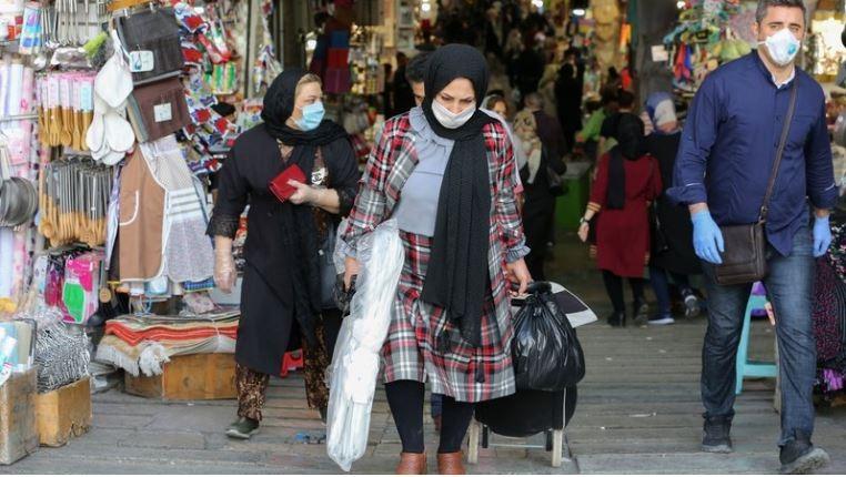 COVID-19: Iran hy vọng điều tồi tệ nhất đã qua - ảnh 2
