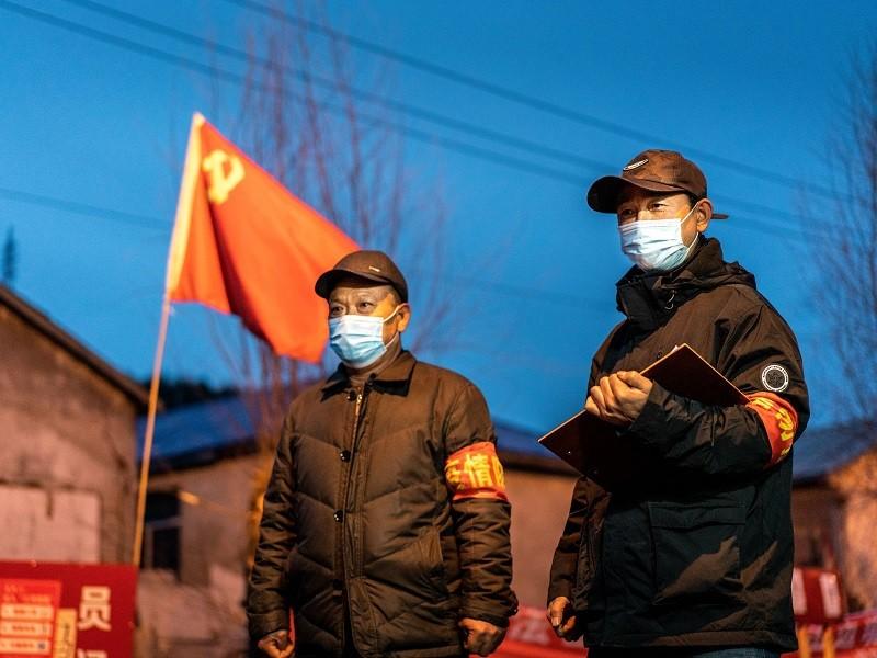 Trung Quốc phong tỏa Cáp Nhĩ Tân vì ổ COVID-19 từ du học sinh - ảnh 1