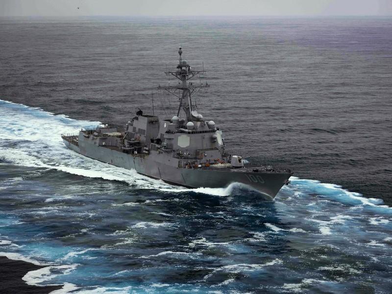 Thêm một tàu chiến Mỹ thành ổ dịch COVID-19 lớn - ảnh 1