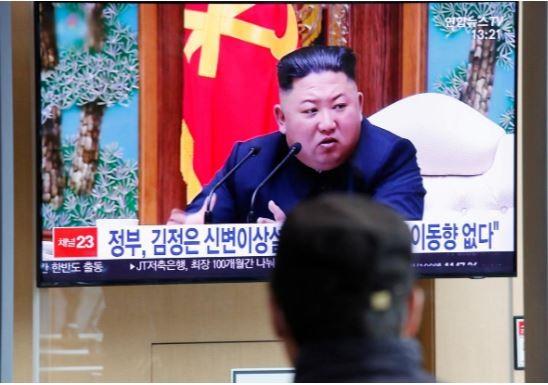 Reuters: Phái đoàn y tế Trung Quốc đến Triều Tiên vì ông Kim - ảnh 1