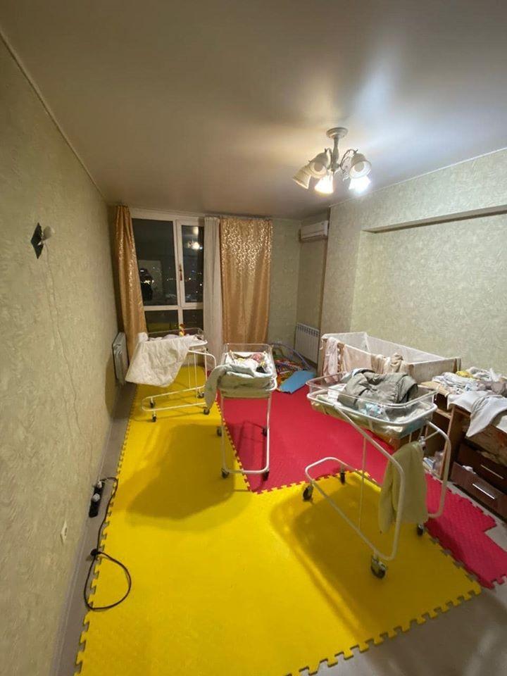 Ukraine phá đường dây bán em bé sang Trung Quốc - ảnh 1