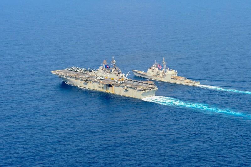 Báo Trung Quốc chê hải quân Mỹ ở biển Đông: Thực hư ra sao? - ảnh 1