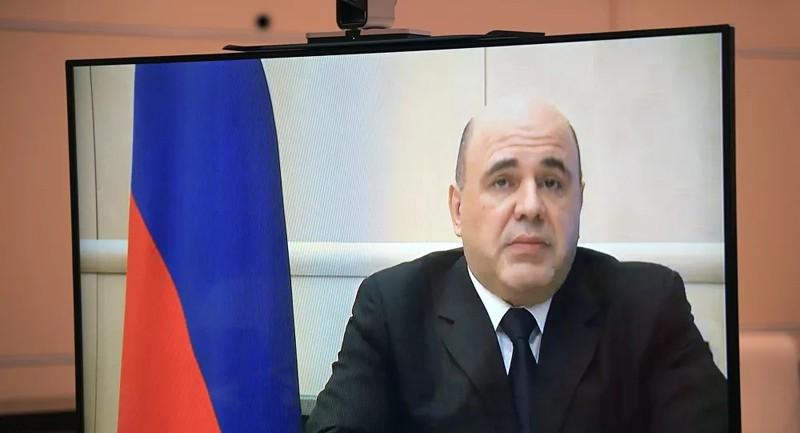 Thủ tướng Nga Mikhail Mishustin nhiễm COVID-19 - ảnh 1